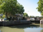 Ringschleuse in Agde